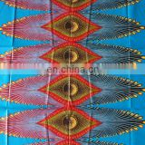 Leading Brand 100% Cotton Fabric African Wax Print Fabric