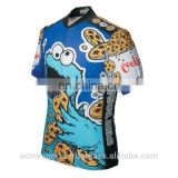 cartoon printing cycling shirts - Cycling Shirts For adults