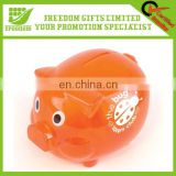 Logo Printed High Quality Coin Bank