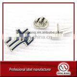 Wholesale High Technics Promtion Business Gift Use And Hard Enamel Type Nickel Plated Custom Lapel Pin