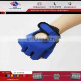 custom athletic leather weight lifting training gloves/fitness gloves/gym gloves / Gloves of Gloves