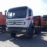 Beiben prime mover truck head 380hp 6x4 10 wheel tractor truck price