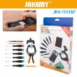 JM-9102 Phone Fix Tools Screwdriver Set Pry Opening Tool Kit