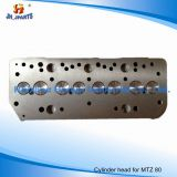 Tractor Engine Parts Cylinder Head for Russia Mtz-80 240-1003012 Cmd22/Volga/Uaz/Gil 130/Gaz 421