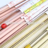 Low Price edm brass electrode tube / EDM tubes Manufacturer/Wholesaler