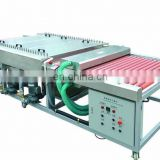 Glass washing machine glass washer /solar panel machine/solar panel manufacturing equipment