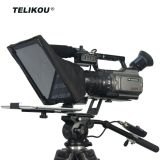 20% off !!! Mini Prompter out door interview TC-PAD Foldable Reporter Studio Teleprompter