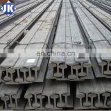 Good quality Light Rail 9kg for Railway Track steel rails