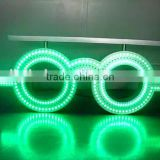2015 electronics green/blue color eye-catching outdoor led glasses screen/neon led glasses sign