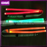 fashion desigan party use personalized led suspenders