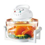 Halogen convection oven