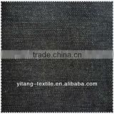 Bamboo joint 100% cotton dyed denim jean garment fabric