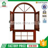 Advertising Promotion High Quality Huiwanjia Customized Design Window Mirror With Shutters