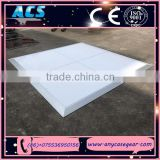 ACS Portable Dance floor, White Dance Floor With High Quality