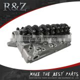 High performance low price auto 4d56 complete cylinder head