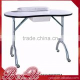 Beiqi Beautiful Manicure Table Salon Furniture for Nail Spa Care Product for Sale Made in China