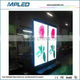 outdoor led display for advertising video advertising player led lamp RGB color very nice image effect