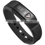 bluetooth bracelet with vibration , the first bracelet that can control your Height and Weight