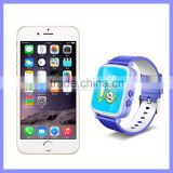 Cheap Waterproof Wifi Sleeping Alarm GPS Child Tracker Watch Mobile Cell Phone