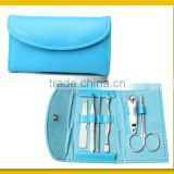Portable beauty manicure pedicure set