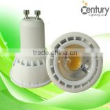 CE&ROHS approved gu10 mr16 e27 led cob bulb COB spotlight led spot lighting CE ROHS China