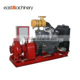 Multistage Centrifugal Pump Diesel Engine Driven Fire Fighting Pump Diesel Water Pump in Qatar