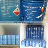 We have 3 factories for your orders powder Sodium Hydrosulfite 74% 85% 88% 90%