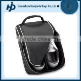 Durable lightweight nylon material promotion golf shoe bag