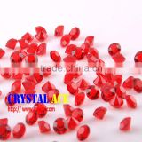 Top quality wholesale Machine Cut round Cubic Zirconia, cubic ziconia gem stone, synthetic CZ stone For Jewelry