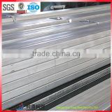 Galvanized square pipe/ hollow section steel pipe for table