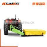CE & ISO 9001 approved 2015 Europe popular factory direct tractor pto mower for sale