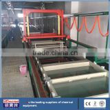 ShuoBao Vertical Lift Automatic Plating Production Line for gold plating kit