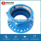 Ductile Iron Quick Adaptor For PVC Pipe/PE Pipe