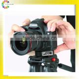 china newest aluminum top quick release buckle for camcorders SLR cameras DSLR DVs and tripod mounting