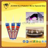 2016 Chinese Factory Direct Price UV Glue for GLass to Metal Mirror Glass SIlicone Sealant
