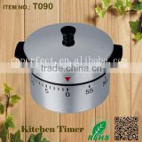 China wholesale kitchen stainless steel cooker timer