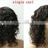 China manufacturer brazilian hair full lace wig human hair full lace wig full cuticle hair weave
