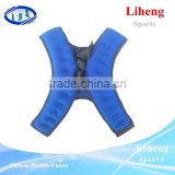 The fashionable 5kg flodable adjustable new blue Chinese loss wight vest