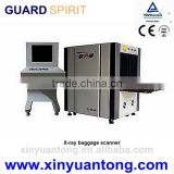 XJ6550 Airport Cargo Luggage Security Detector, X-ray Scanner Equipment x ray baggage scanner