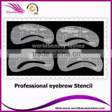 2015 new B5-8,B1-4,C5-8,A1-4,A5-8,C1-4 eyebrow extension shaping tool Template