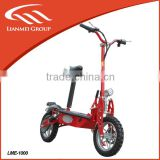 CE adults foldable 1000w electric off road scooter                                                                         Quality Choice