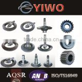 spiral bevel gear manufacturer crown and pinion gear OEM bevel gear