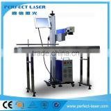 30W 3D Curve Surface Dynamic Focusing Fiber Laser Marking Machine high quality fiber laser dynamic z axis option