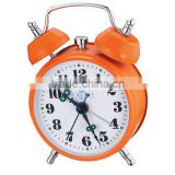 3 inches metal twin bell mechanical alarm clock
