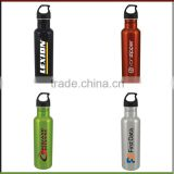 Stainless steel wide mouth sports water bottle, stainless steel hydration bottle, drinking bottle