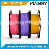 Empty plastic spool for 3d printer filament pla&abs