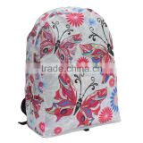 taobao top quality brand new promotional polyester cute colorful school bag with animal printing
