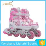 2016 Aggressive Detractable light Inline Skates for Fitness XMBT-8818