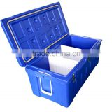 SCC brand LLDPE&PU picnic ice cooler box,plastic cooler box