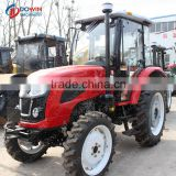 55HP Diesel 4WD Farm Tractor For Sale